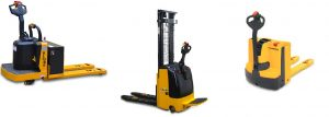 Pedestrian Operated Pallet Truck (PPT) Training