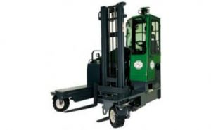 Multi-directional forklift operator training courses